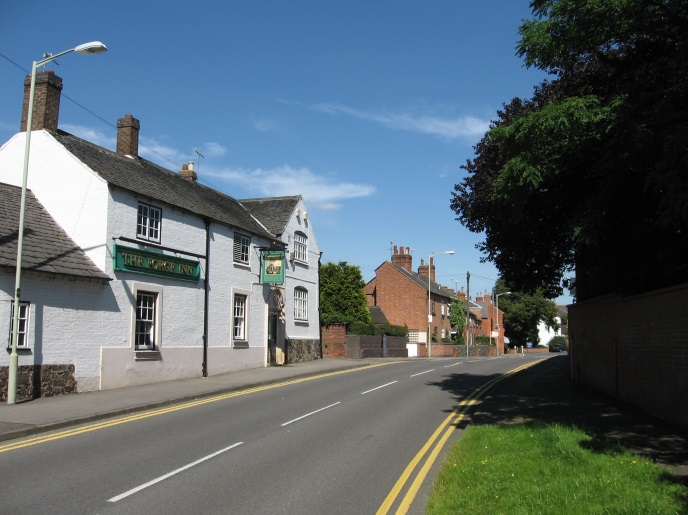 Glenfield, Leicestershire Street