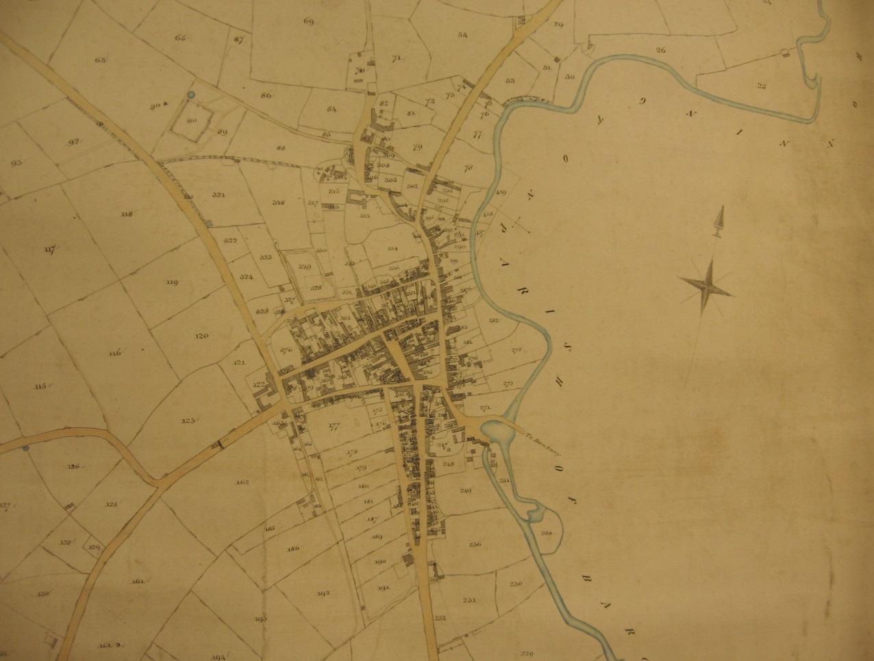 Shipston-on-Stour Map