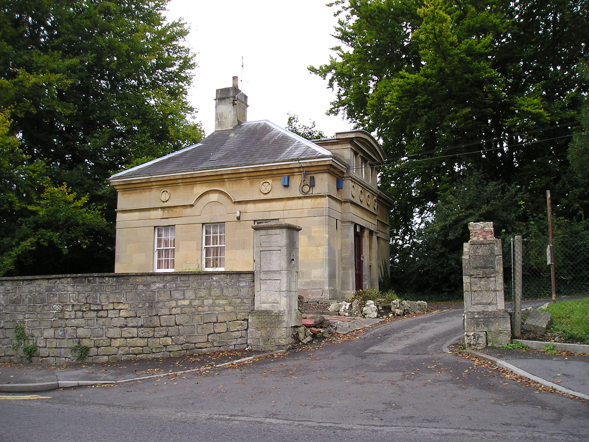 Weston Manor Lodge, Bath